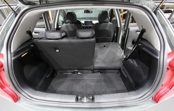 Noua generație Kia Picanto se prezintă: 3 motoare pe benzină, implicit un 1.0 Turbo de 100 CP - Poza 61