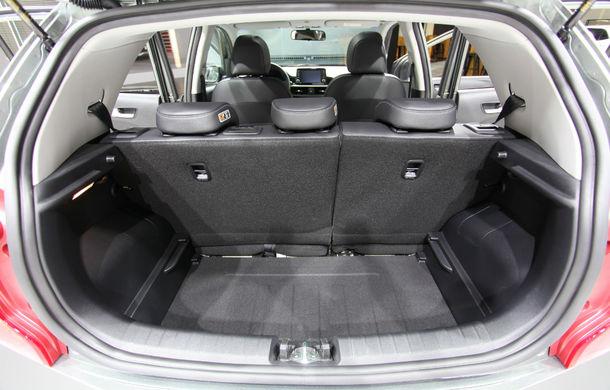 Noua generație Kia Picanto se prezintă: 3 motoare pe benzină, implicit un 1.0 Turbo de 100 CP - Poza 60