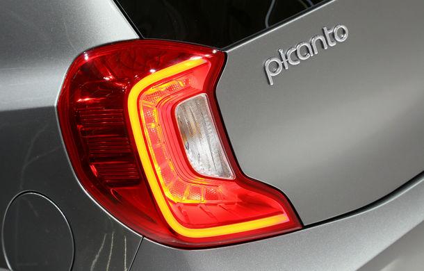 Noua generație Kia Picanto se prezintă: 3 motoare pe benzină, implicit un 1.0 Turbo de 100 CP - Poza 9