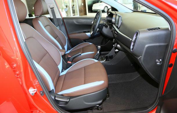 Noua generație Kia Picanto se prezintă: 3 motoare pe benzină, implicit un 1.0 Turbo de 100 CP - Poza 39