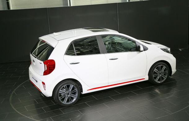 Noua generație Kia Picanto se prezintă: 3 motoare pe benzină, implicit un 1.0 Turbo de 100 CP - Poza 16