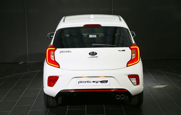 Noua generație Kia Picanto se prezintă: 3 motoare pe benzină, implicit un 1.0 Turbo de 100 CP - Poza 18