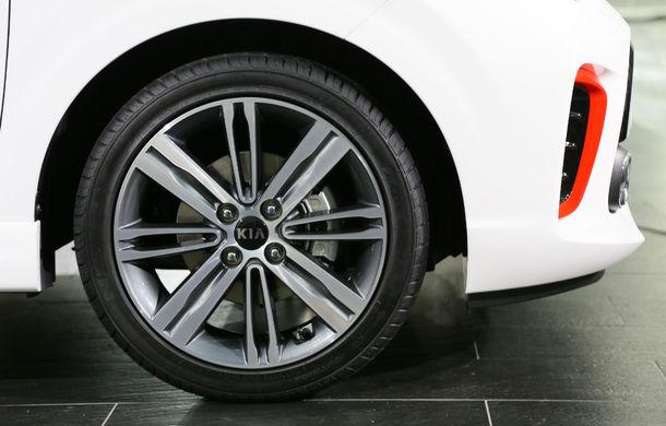 Noua generație Kia Picanto se prezintă: 3 motoare pe benzină, implicit un 1.0 Turbo de 100 CP - Poza 23