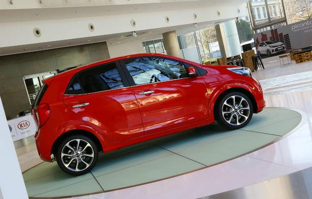 Noua generație Kia Picanto se prezintă: 3 motoare pe benzină, implicit un 1.0 Turbo de 100 CP - Poza 42