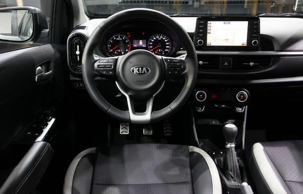 Noua generație Kia Picanto se prezintă: 3 motoare pe benzină, implicit un 1.0 Turbo de 100 CP - Poza 51