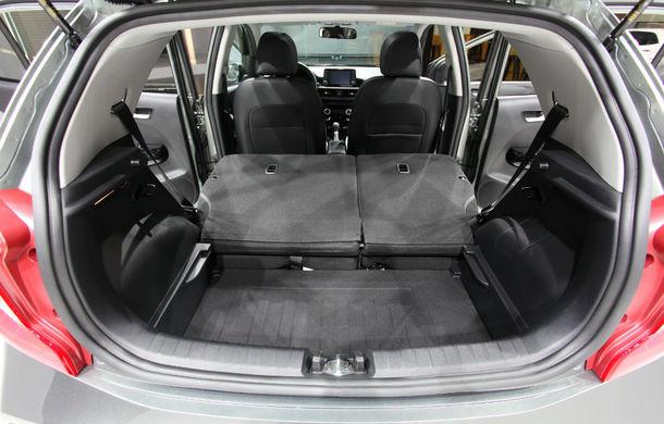 Noua generație Kia Picanto se prezintă: 3 motoare pe benzină, implicit un 1.0 Turbo de 100 CP - Poza 62