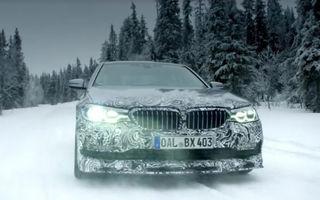 În așteptarea viitorului BMW M5 ne mulțumim și cu noul Alpina B5 și drifturile sale (VIDEO)