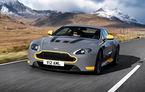 """Aston Martin nu renunță la tradiție: """"Vom oferi întotdeauna cel puțin un model cu transmisie manuală"""""""