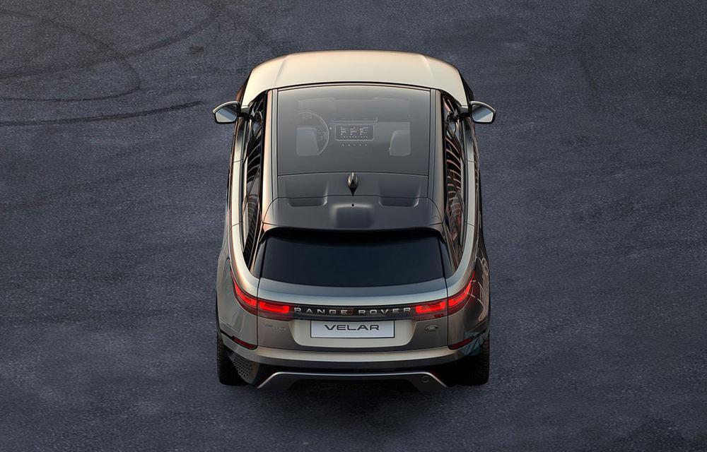 Familia Range Rover s-a mărit: noul Velar vine să se dueleze cu Porsche Macan și BMW X4 - Poza 1