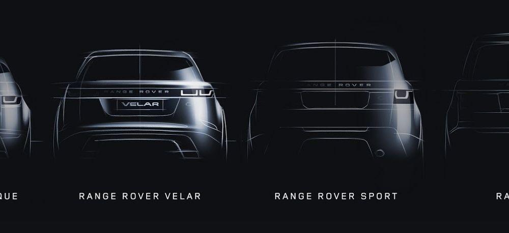Familia Range Rover s-a mărit: noul Velar vine să se dueleze cu Porsche Macan și BMW X4 - Poza 2