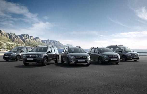Break pseudo-cross: Dacia Logan MCV primește o versiune Stepway - Poza 6