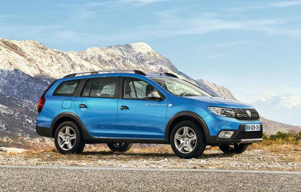 Break pseudo-cross: Dacia Logan MCV primește o versiune Stepway - Poza 1