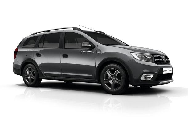 Break pseudo-cross: Dacia Logan MCV primește o versiune Stepway - Poza 5
