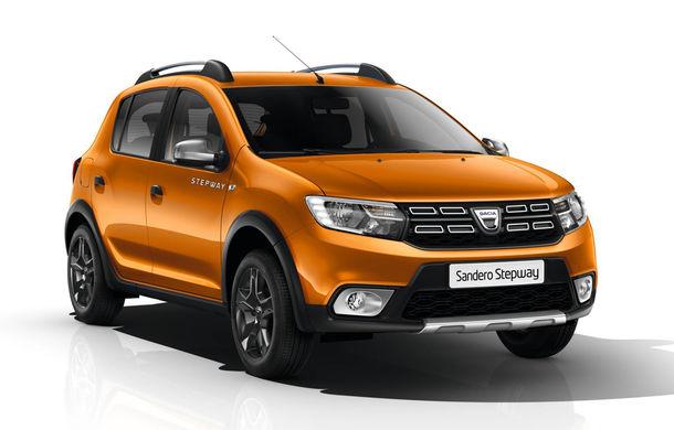 Break pseudo-cross: Dacia Logan MCV primește o versiune Stepway - Poza 2