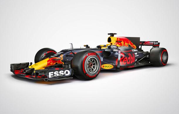 """Red Bull a dezvăluit noul monopost pentru 2017: """"Este agresiv, sperăm să fie și rapid"""" - Poza 1"""