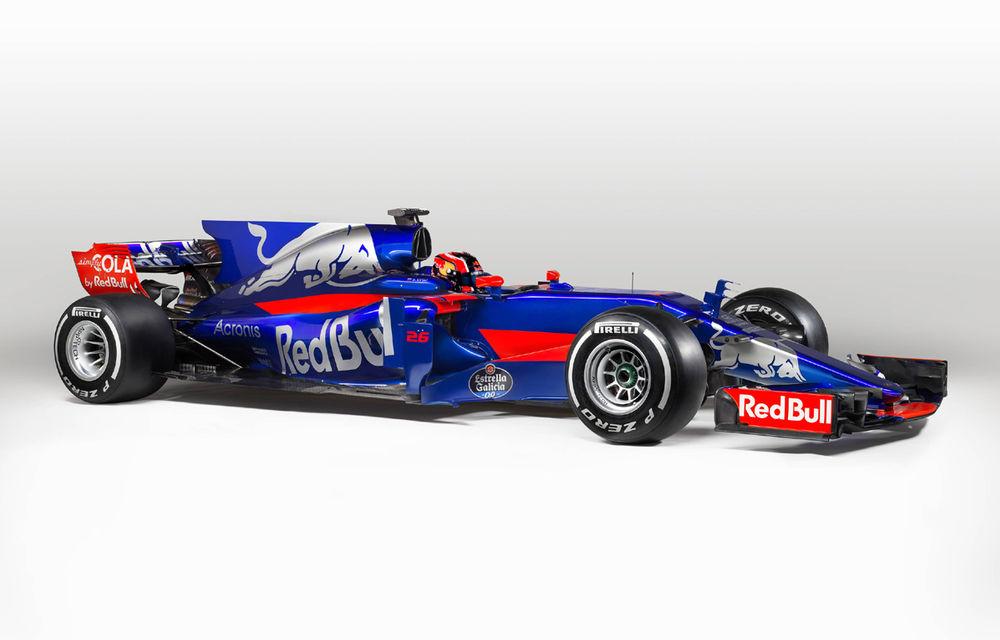 """Red Bull a dezvăluit noul monopost pentru 2017: """"Este agresiv, sperăm să fie și rapid"""" - Poza 3"""