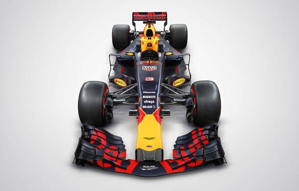 """Red Bull a dezvăluit noul monopost pentru 2017: """"Este agresiv, sperăm să fie și rapid"""" - Poza 2"""