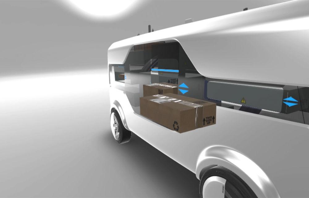 Tehnologii Ford: astăzi internet Wi-Fi în mașină, în viitor serviciu de livrare de colete cu mașini autonome și drone - Poza 2