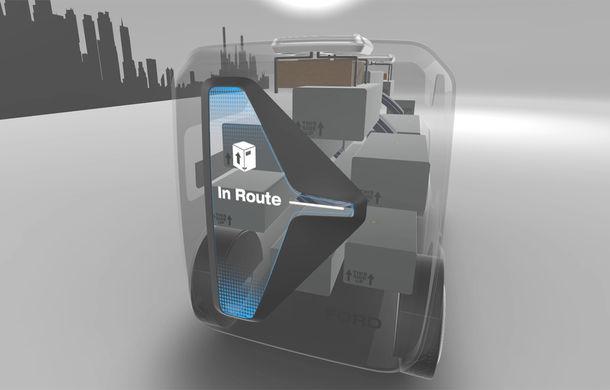 Tehnologii Ford: astăzi internet Wi-Fi în mașină, în viitor serviciu de livrare de colete cu mașini autonome și drone - Poza 7