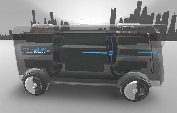Tehnologii Ford: astăzi internet Wi-Fi în mașină, în viitor serviciu de livrare de colete cu mașini autonome și drone - Poza 5