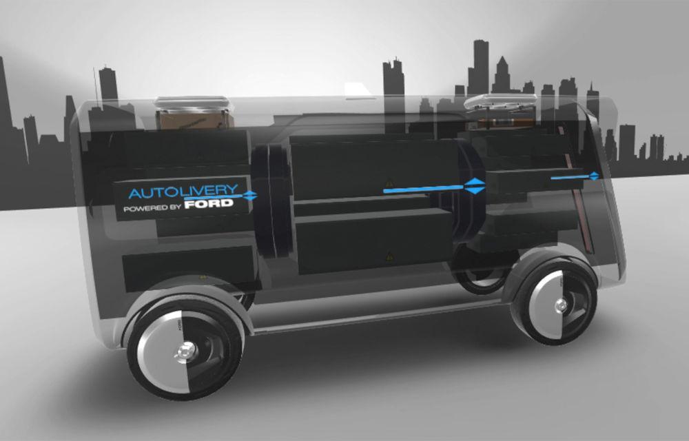 Tehnologii Ford: astăzi internet Wi-Fi în mașină, în viitor serviciu de livrare de colete cu mașini autonome și drone - Poza 3