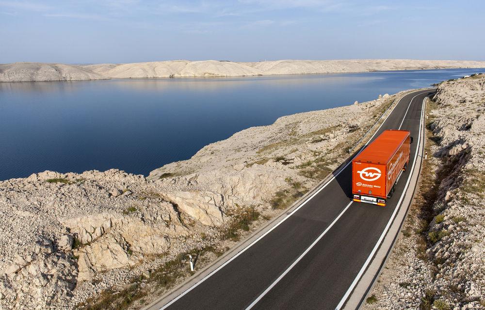 (P) O rețea de transport fiabilă reprezintă un lanț de aprovizionare eficient pentru industria auto - Poza 1