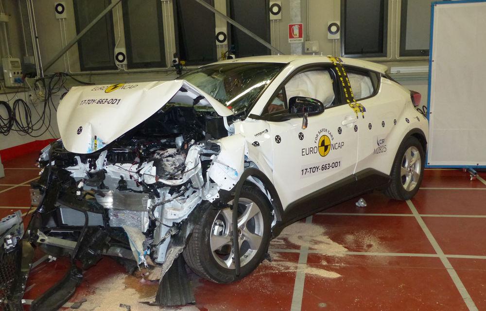 """EuroNCAP face noi """"victime"""": Fiat 500 și Ford Ka+ primesc doar trei stele. SUV-urile Audi Q5 și Toyota C-HR nu dezamăgesc - Poza 17"""