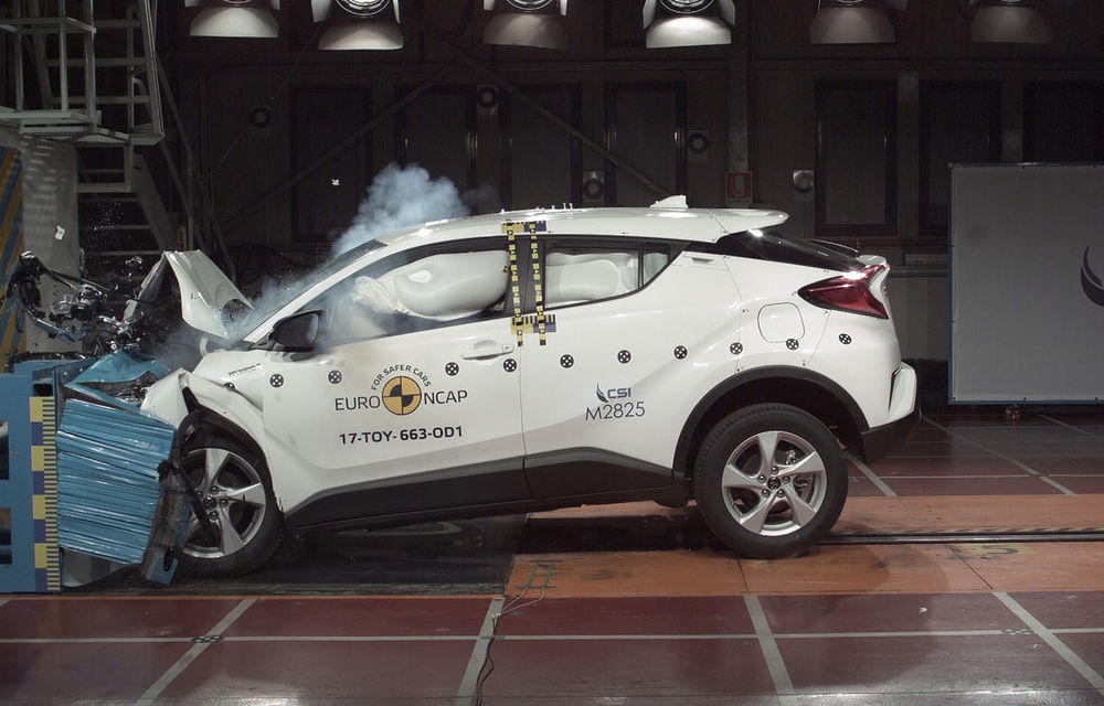 """EuroNCAP face noi """"victime"""": Fiat 500 și Ford Ka+ primesc doar trei stele. SUV-urile Audi Q5 și Toyota C-HR nu dezamăgesc - Poza 16"""