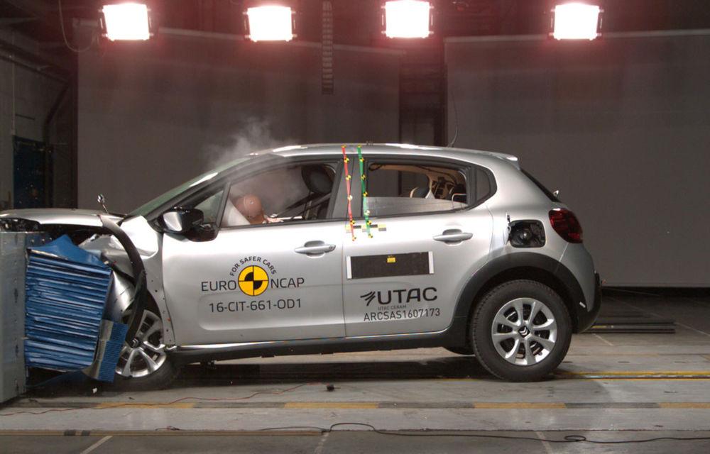 """EuroNCAP face noi """"victime"""": Fiat 500 și Ford Ka+ primesc doar trei stele. SUV-urile Audi Q5 și Toyota C-HR nu dezamăgesc - Poza 8"""