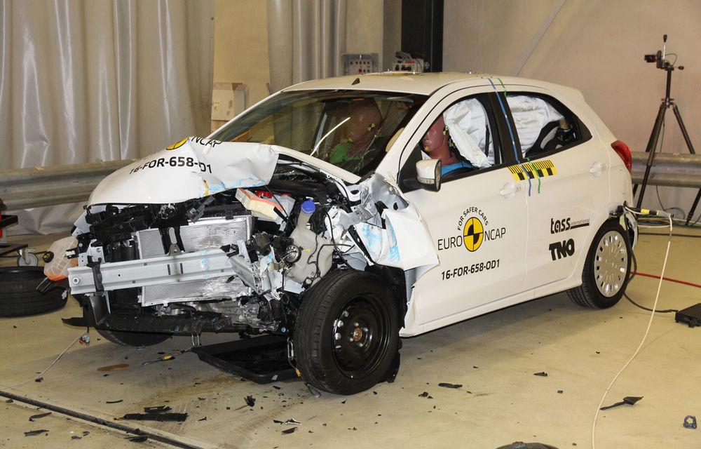 """EuroNCAP face noi """"victime"""": Fiat 500 și Ford Ka+ primesc doar trei stele. SUV-urile Audi Q5 și Toyota C-HR nu dezamăgesc - Poza 13"""