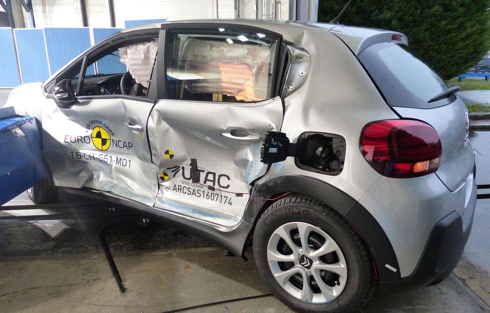"""EuroNCAP face noi """"victime"""": Fiat 500 și Ford Ka+ primesc doar trei stele. SUV-urile Audi Q5 și Toyota C-HR nu dezamăgesc - Poza 11"""