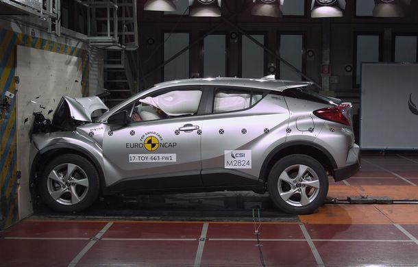 """EuroNCAP face noi """"victime"""": Fiat 500 și Ford Ka+ primesc doar trei stele. SUV-urile Audi Q5 și Toyota C-HR nu dezamăgesc - Poza 15"""