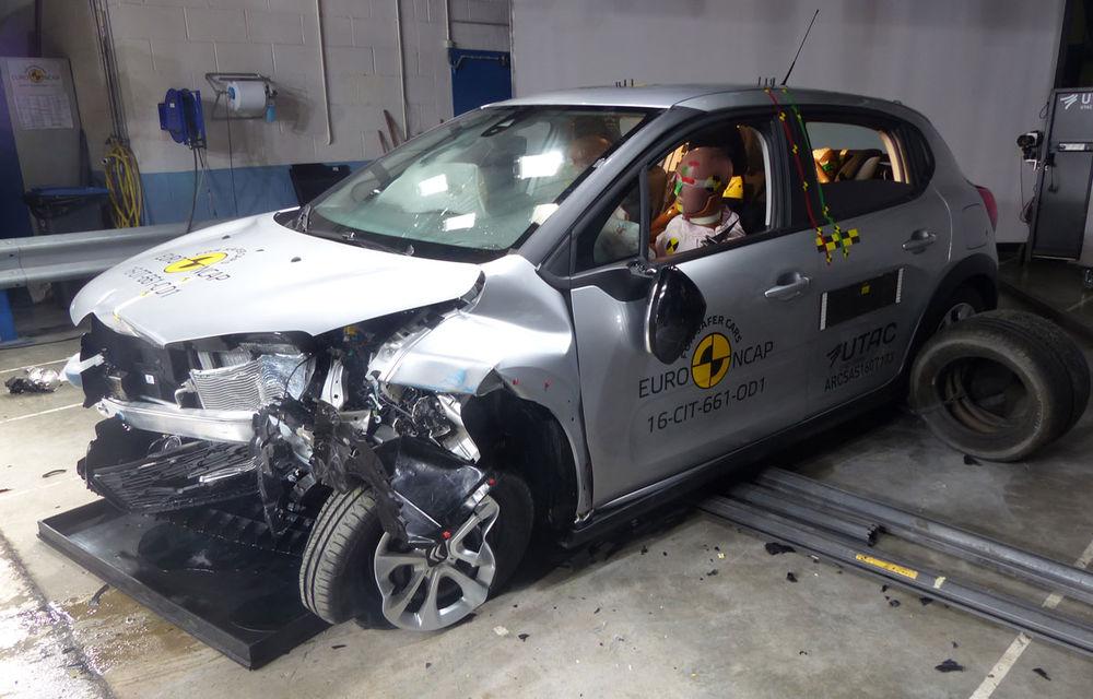 """EuroNCAP face noi """"victime"""": Fiat 500 și Ford Ka+ primesc doar trei stele. SUV-urile Audi Q5 și Toyota C-HR nu dezamăgesc - Poza 9"""
