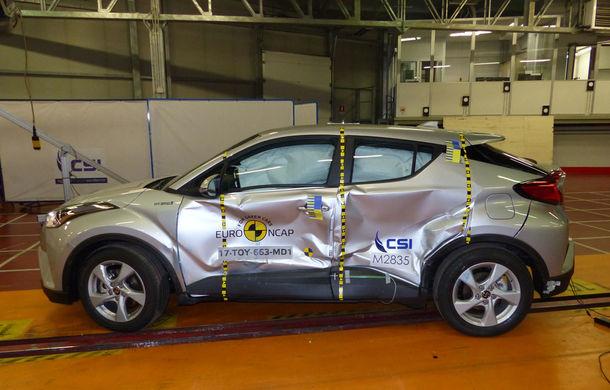 """EuroNCAP face noi """"victime"""": Fiat 500 și Ford Ka+ primesc doar trei stele. SUV-urile Audi Q5 și Toyota C-HR nu dezamăgesc - Poza 18"""
