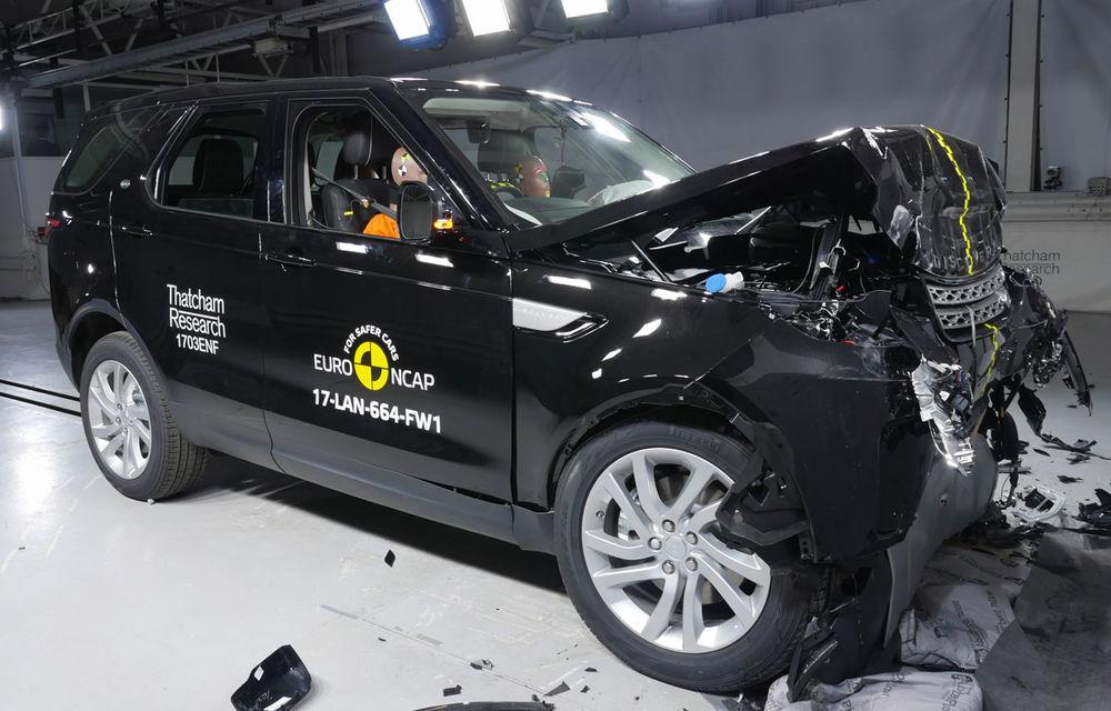 """EuroNCAP face noi """"victime"""": Fiat 500 și Ford Ka+ primesc doar trei stele. SUV-urile Audi Q5 și Toyota C-HR nu dezamăgesc - Poza 24"""