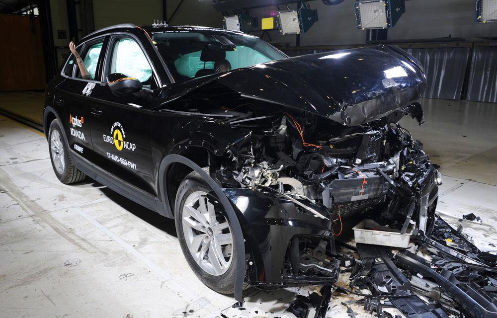 """EuroNCAP face noi """"victime"""": Fiat 500 și Ford Ka+ primesc doar trei stele. SUV-urile Audi Q5 și Toyota C-HR nu dezamăgesc - Poza 2"""