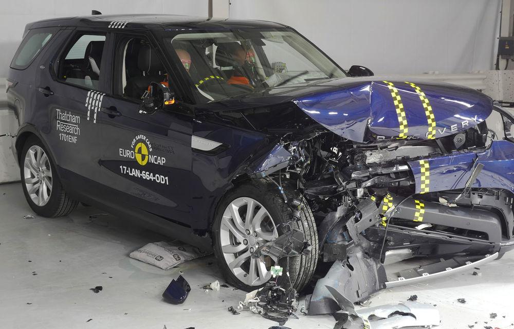 """EuroNCAP face noi """"victime"""": Fiat 500 și Ford Ka+ primesc doar trei stele. SUV-urile Audi Q5 și Toyota C-HR nu dezamăgesc - Poza 25"""