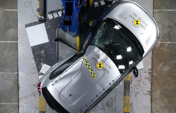 """EuroNCAP face noi """"victime"""": Fiat 500 și Ford Ka+ primesc doar trei stele. SUV-urile Audi Q5 și Toyota C-HR nu dezamăgesc - Poza 10"""