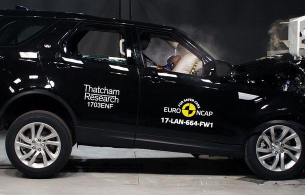 """EuroNCAP face noi """"victime"""": Fiat 500 și Ford Ka+ primesc doar trei stele. SUV-urile Audi Q5 și Toyota C-HR nu dezamăgesc - Poza 23"""