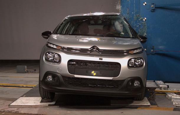 """EuroNCAP face noi """"victime"""": Fiat 500 și Ford Ka+ primesc doar trei stele. SUV-urile Audi Q5 și Toyota C-HR nu dezamăgesc - Poza 7"""