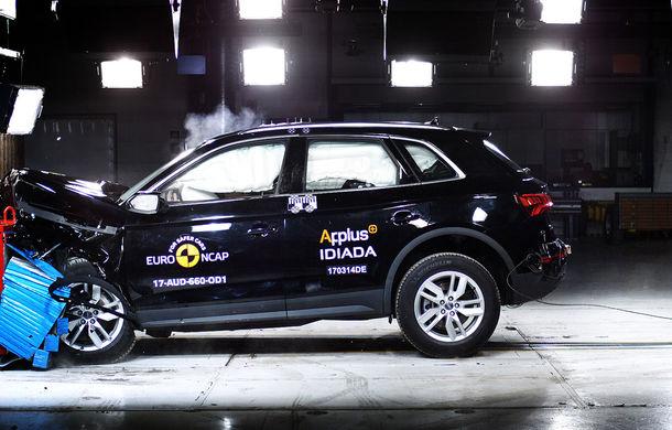 """EuroNCAP face noi """"victime"""": Fiat 500 și Ford Ka+ primesc doar trei stele. SUV-urile Audi Q5 și Toyota C-HR nu dezamăgesc - Poza 4"""