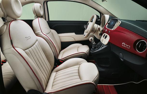 60 de primăveri: Fiat sărbătorește 6 decenii de la lansarea primei generații 500 printr-o ediție specială limitată - Poza 9