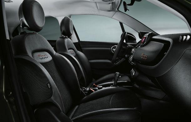 60 de primăveri: Fiat sărbătorește 6 decenii de la lansarea primei generații 500 printr-o ediție specială limitată - Poza 17