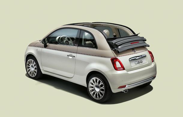 60 de primăveri: Fiat sărbătorește 6 decenii de la lansarea primei generații 500 printr-o ediție specială limitată - Poza 3