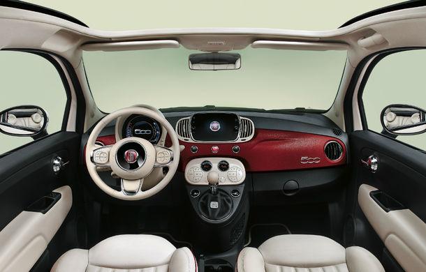 60 de primăveri: Fiat sărbătorește 6 decenii de la lansarea primei generații 500 printr-o ediție specială limitată - Poza 5
