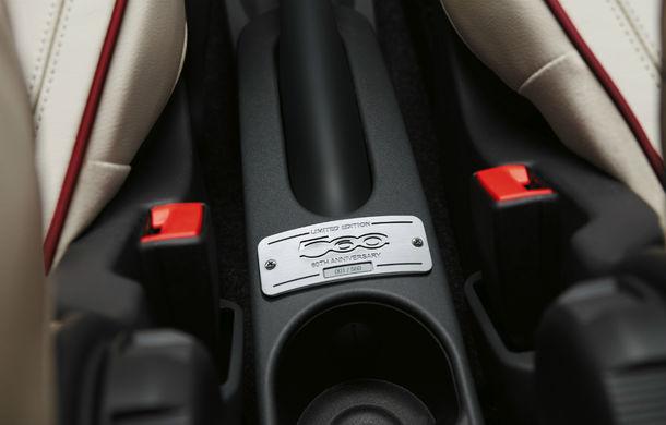 60 de primăveri: Fiat sărbătorește 6 decenii de la lansarea primei generații 500 printr-o ediție specială limitată - Poza 10