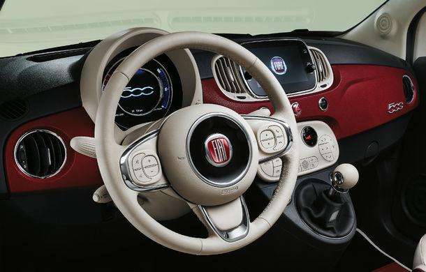 60 de primăveri: Fiat sărbătorește 6 decenii de la lansarea primei generații 500 printr-o ediție specială limitată - Poza 8