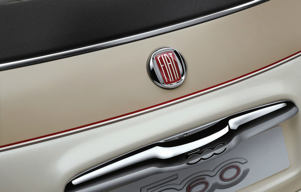 60 de primăveri: Fiat sărbătorește 6 decenii de la lansarea primei generații 500 printr-o ediție specială limitată - Poza 12