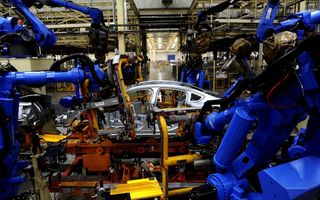 Cine produce cele mai multe mașini? Asia adună peste jumătate din producție, Europa e pe locul al doilea
