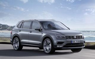 Veriga lipsă: VW Tiguan Allspace vine cu 7 locuri și se poziționează între Tiguan și Touareg